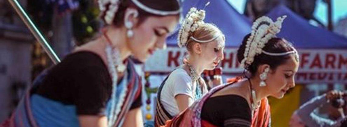 秘境會員免費課程:印度古典舞Odissi暖身